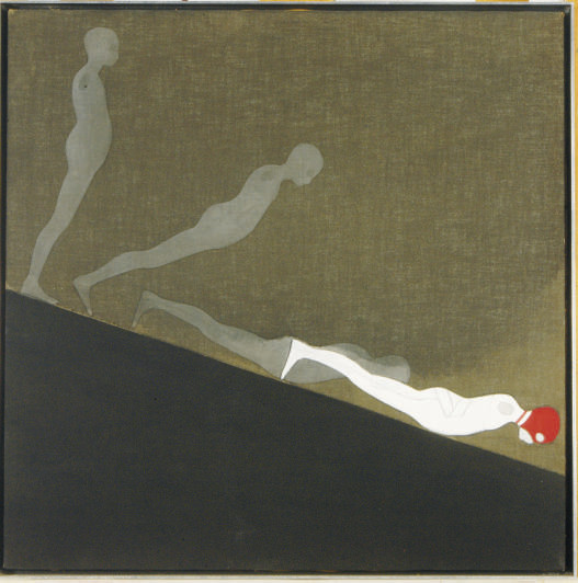 Study for Falling Man