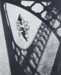 Boy on Bike, 1970