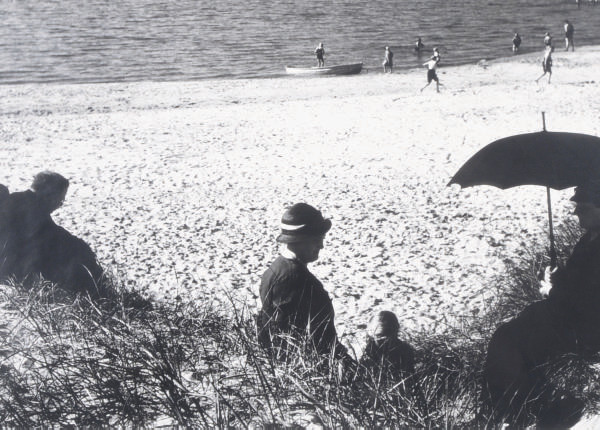 Au bord de la Baltique, 1931