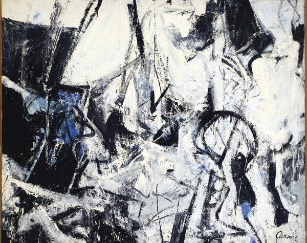 Nicholas Carone (American, b.
