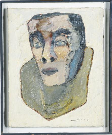 Benny Andrews (AMERICAN, 1930-