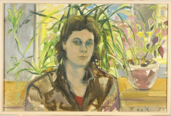 Elaine De Kooning (American, 1