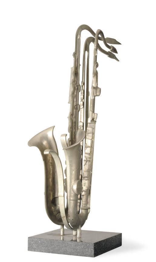Arman (French/American, 1928-2