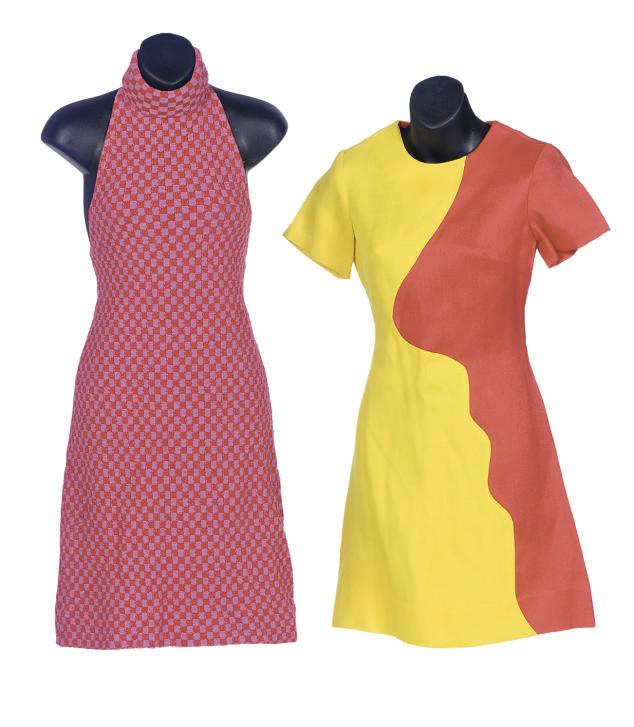 A RUDI GENREICH SWEATER-DRESS