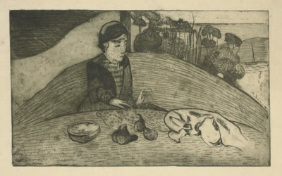 PAUL GAUGUIN (1848-1903) AND A