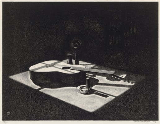 LOUIS LOZOWICK (1892-1973)