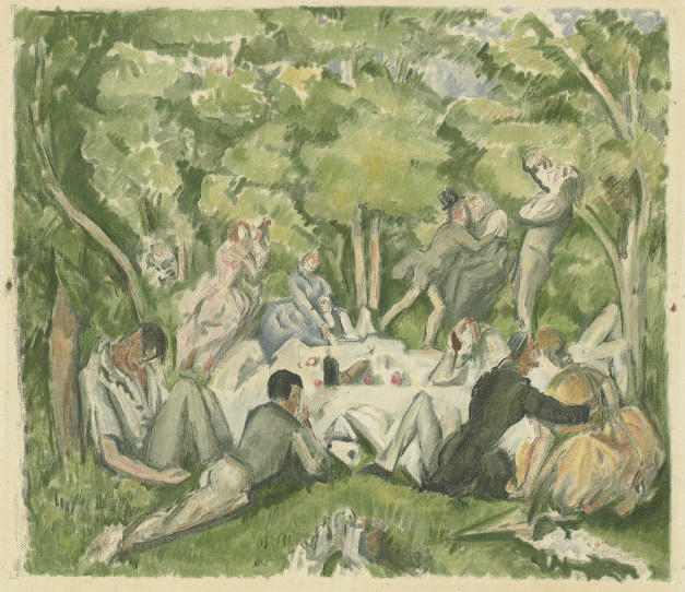 AFTER PAUL CEZANNE (1839-1906)