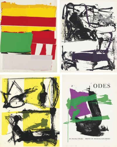ALFRED LESLIE; JOAN MITCHELL;