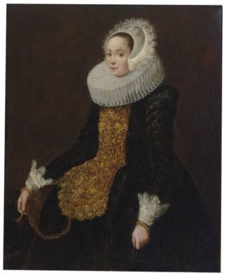 Manner of Jan Anthonisz. van R
