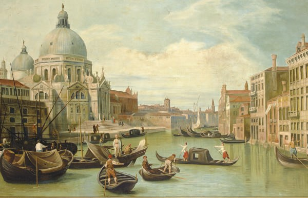 Venetian School, 20th Century