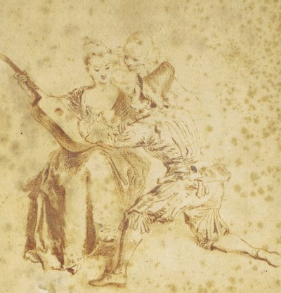 Follower of Antoine Watteau