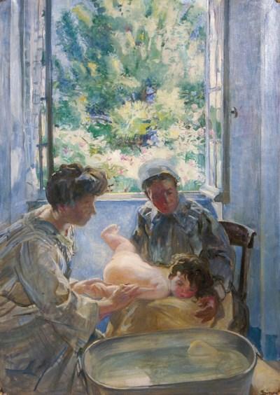 Lucien Simon (FRENCH, 1861-194