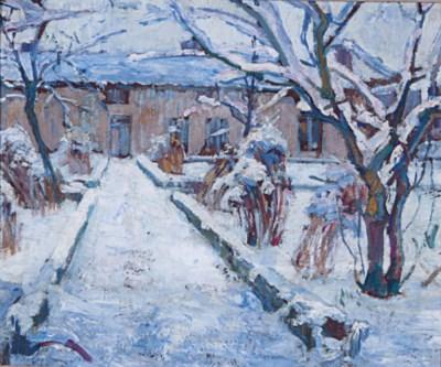 Paul Vogler (FRENCH, 1852-1904