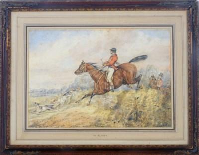 Henry Thomas Alken (British, 1