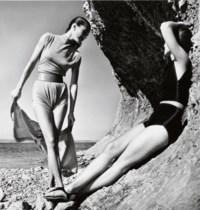 Selected fashion studies, 1944-1949