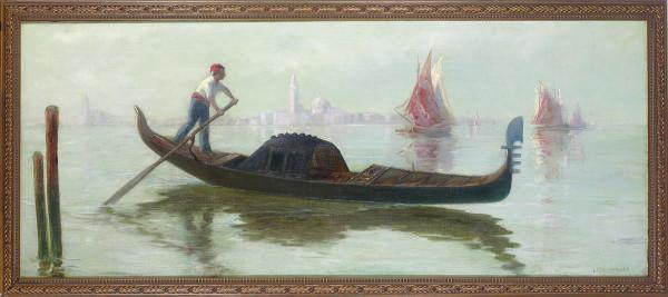 Lionel Walden (American, 1861-