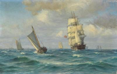Vilhelm Karl Ferdinand Arnesen