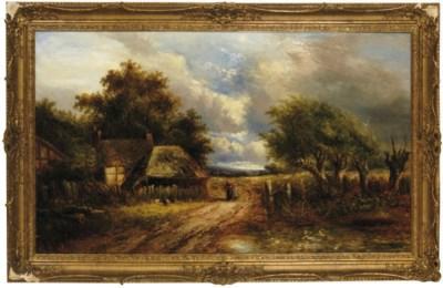 Joseph Thors (BRITISH, CIRCA 1