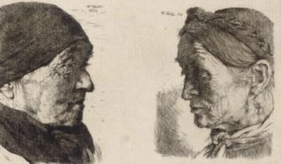 Wilhelm Leibl (1844-1900)