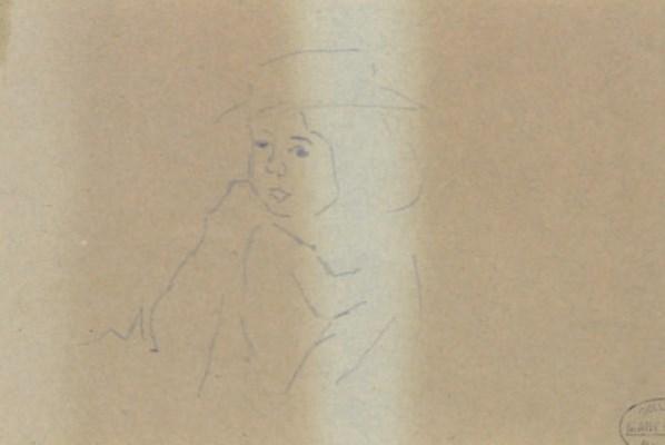Mary Cassatt (American, 1844-1