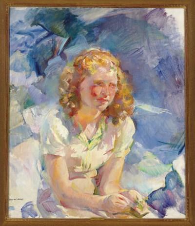 Alice Kent Stoddard (American,