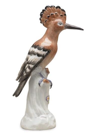 A GERMAN MODEL OF A WOODPECKER