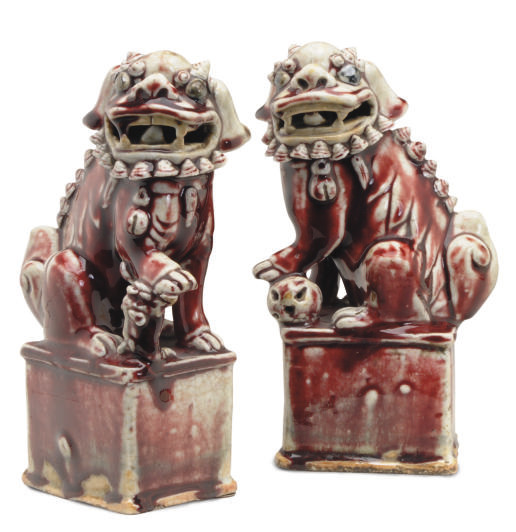 A PAIR OF CHINESE PORCELAIN CO