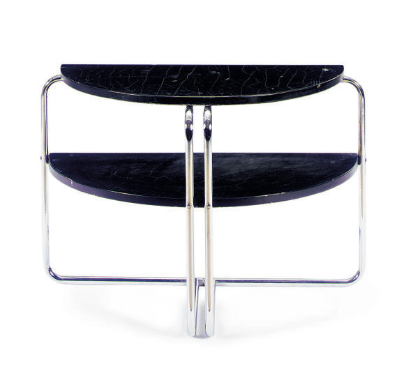 A LACQUERED AND TUBULAR STEEL