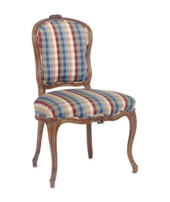 A LOUIS XV STAINED BEECHWOOD S
