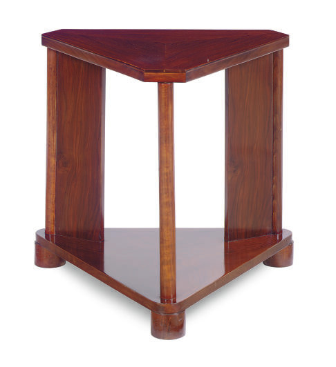 A ROSEWOOD AND BEECHWOOD SIDE