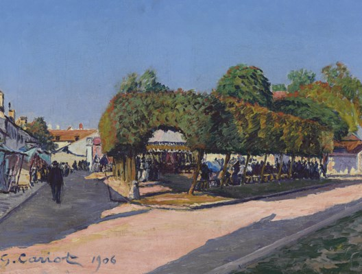 Gustave Camille Gaston Cariot