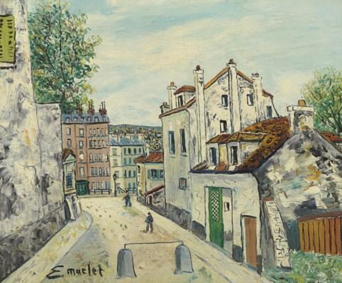 Elisee Maclet (1881-1962)