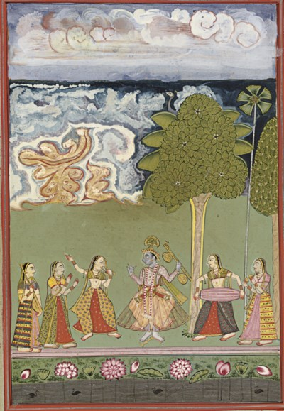 An illustration from the Megha
