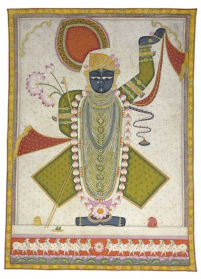A picchvai for the Gopashtami