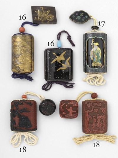 A Four-Case Somada-Style Lacqu