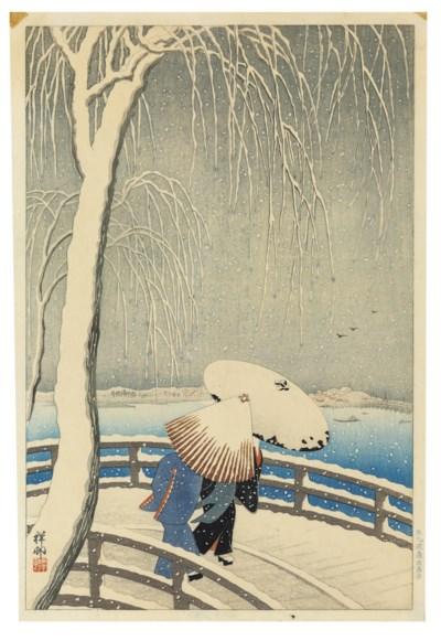 Ohara Koson (1877-1945) Oda Ka