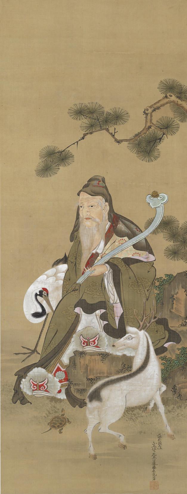 Tosa Mitsuyoshi (1700-1772)