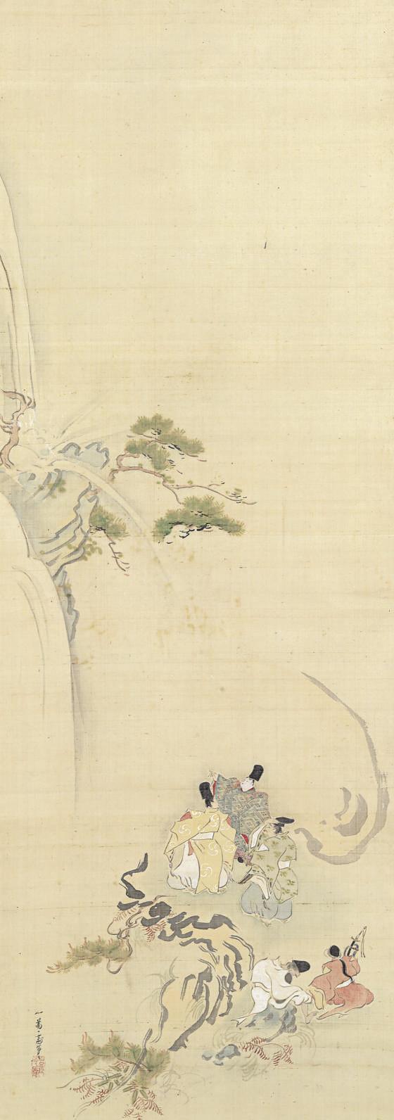 Ukita Ikkei (1795-1859)