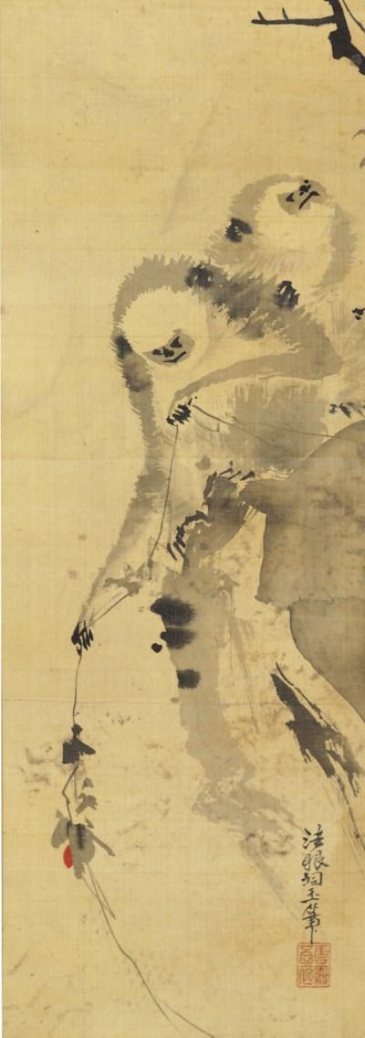 Kano Togyoku (19th Century)