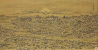 Kuwagata Keisai (1764-1824)