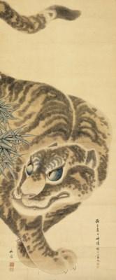 Kaburagi Baikei (1750-1803) an