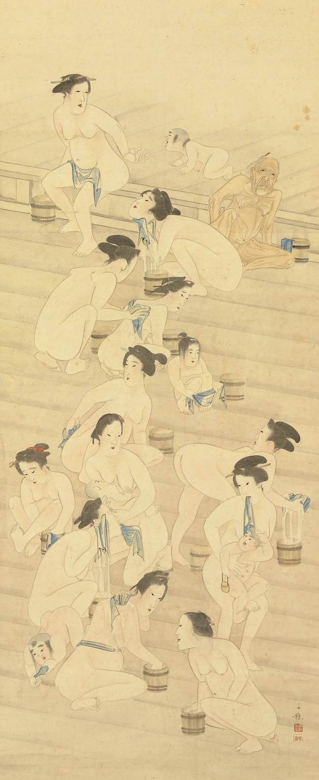 Mori Koga (Takamasa: 1791-1864