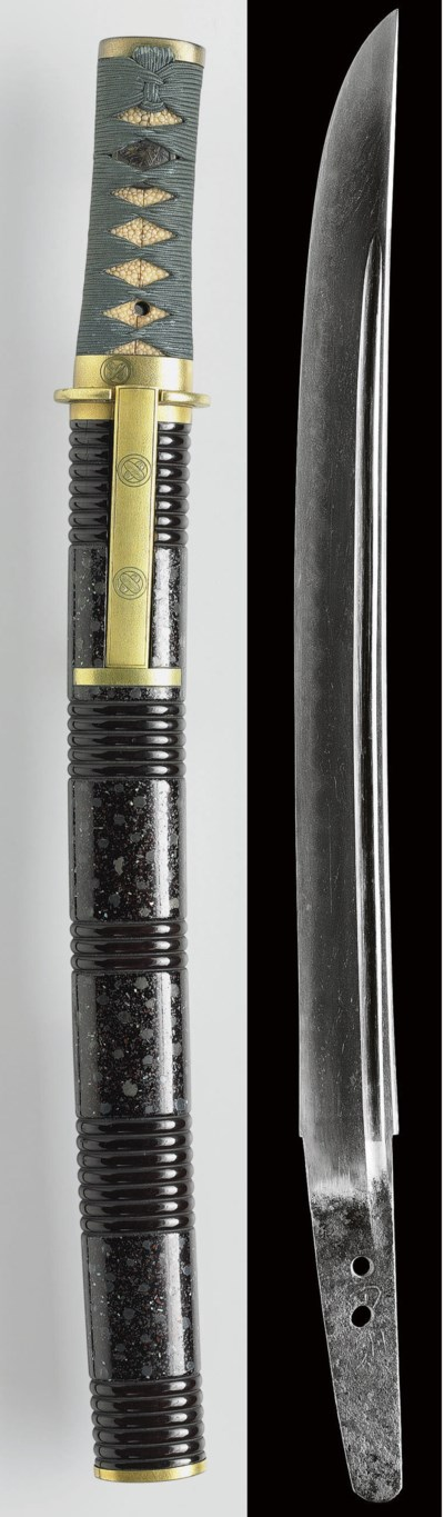 A Mino Tanto with Mounts