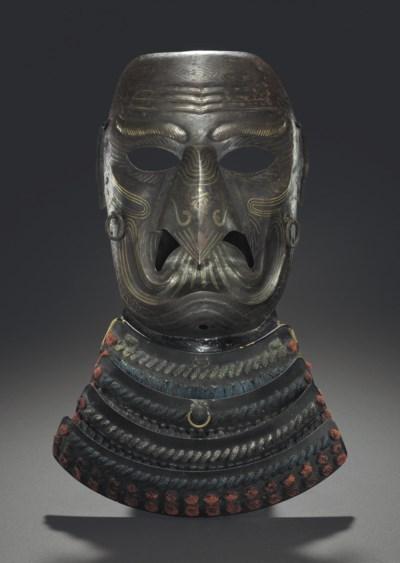 A Karasu Tengu Mask