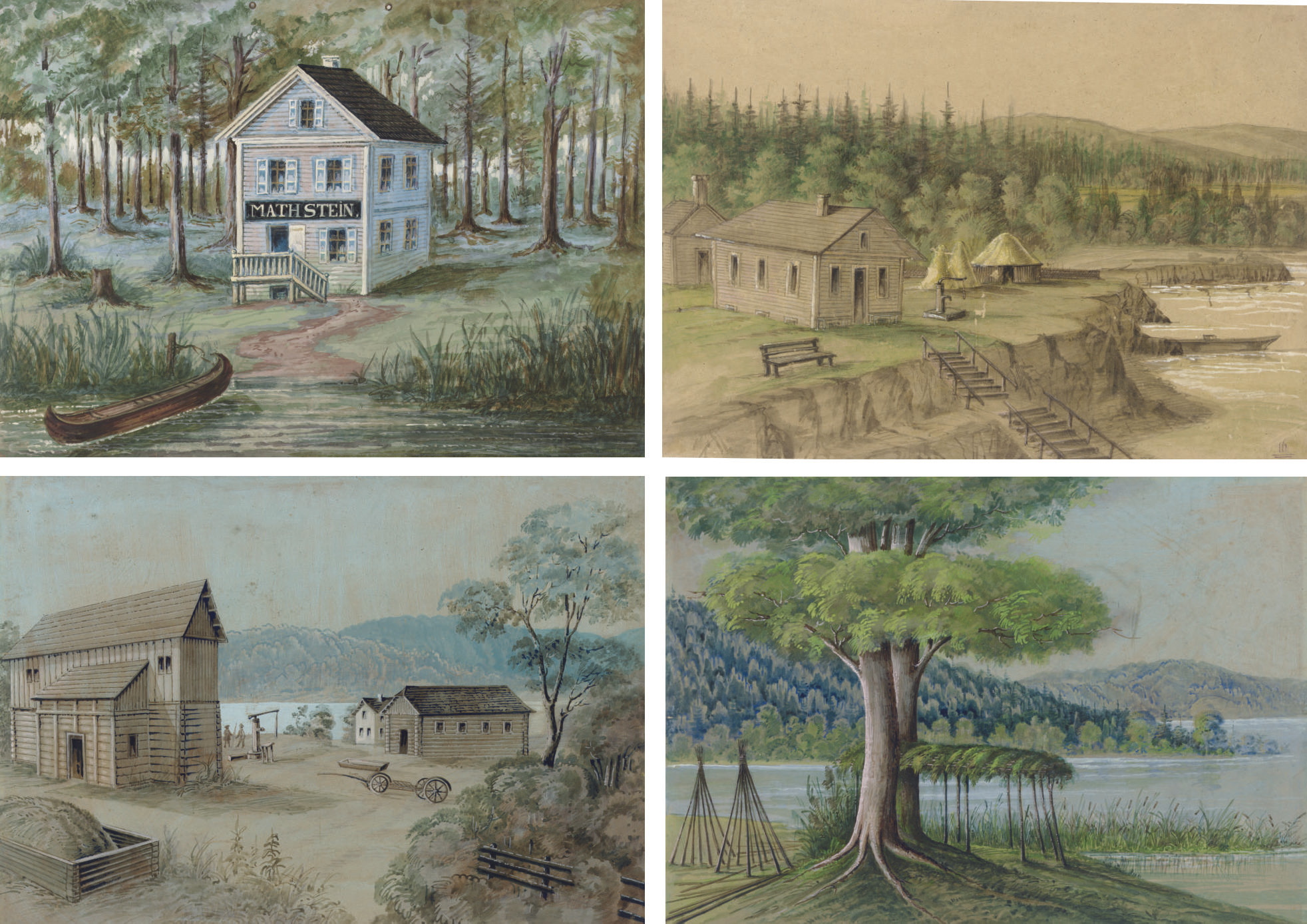 Franz Holzlhuber (1820-1898)