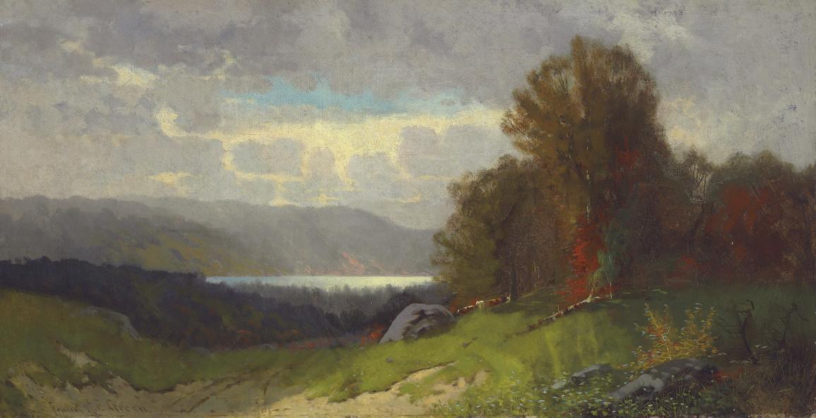 Frank Russell Green (1856-1940