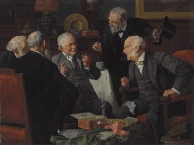 Louis Henry Charles Moeller (1