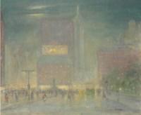 Madison Square, Evening
