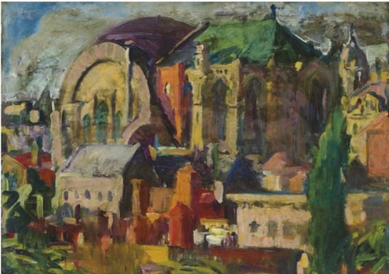 Jan Matulka (1890-1972)