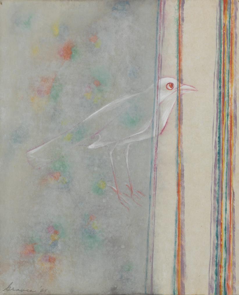 Bird in Light #7